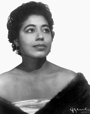 Mattiwilda Dobbs - Mattiwilda Dobbs in 1957.