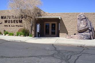 Maturango Museum - Image: Maturango Museum