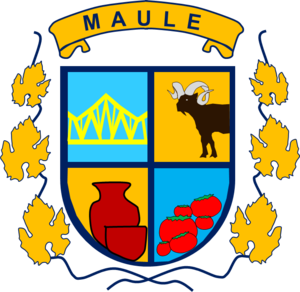 Maule, Chile - Image: Maule Comuna Armas