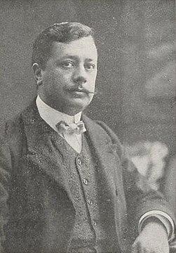 Maurice Meunier - Stadsschouwburg 1904-1905