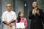 Mauricio Macri se reunió con el equipo interministerial de turismo y entregó distinciones al sector (8962086219).jpg