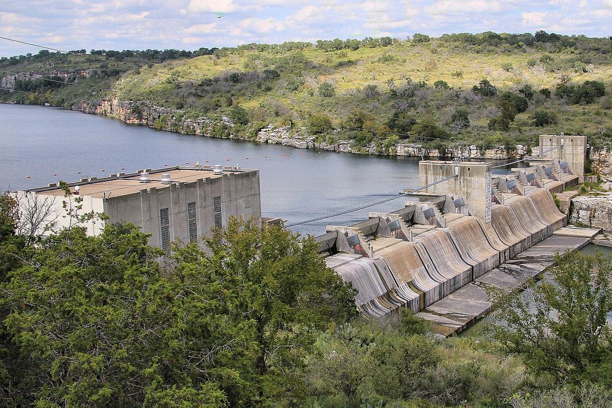 Lake Buchanan Dam