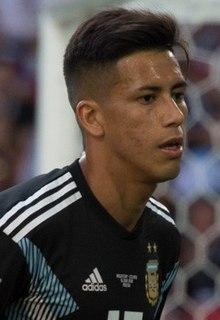 Maximiliano Meza (footballer, born 1992) Argentinian association football player