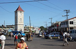 Clarendon Parish - Wikipedia, the free encyclopedia