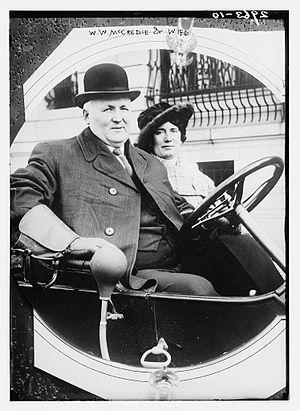 William Wallace McCredie - McCredie c.1913