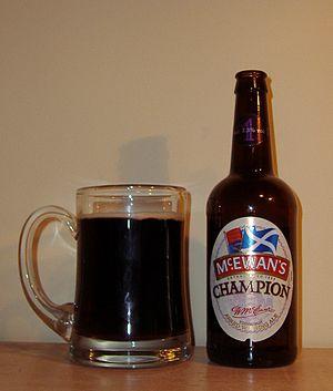 McEwan's - McEwan's  Champion Ale