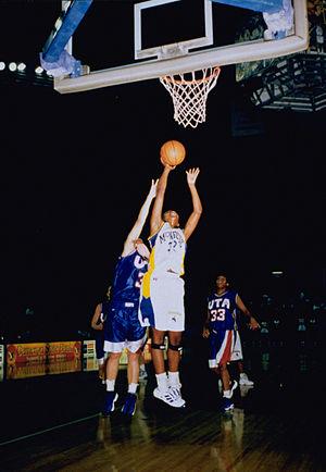 Burton Coliseum - McNeeseStateU basketball v UTArlington