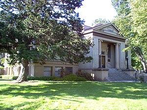 Medford Carnegie Library - Medford Carnegie Library