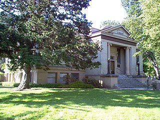 Medford Carnegie Library Historic library in Oregon