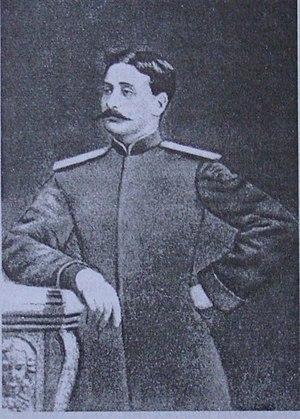 Mehdigulu Khan Vafa - Image: Mehdikulikhan