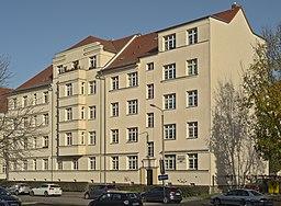 Friedrich-Dittes-Straße in Leipzig