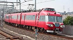 パノラマカー(名鉄 7000系)運転開始 6/12