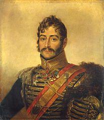 Portrait of Yegor I. Meller-Zakomelsky (1767-1830)