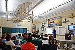 Members of Navy Flight Demonstration Squadron talk to aviation students 130506-N-KG934-005.jpg