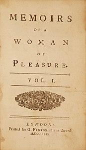 pleasurersk norsk kvinne