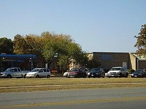 Manchaca, Texas - Menchaca Elementary School