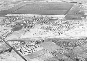 Castle Air Force Base - Merced Army Airfield, November 1942