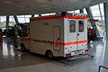 Mercedes-Benz Sprinter 313 2001 CDI Rettungswagen LSideRear MBMuse 9June2013 (14980467651).jpg