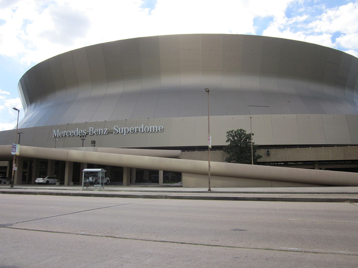 mercedes benz superdome wikipedia