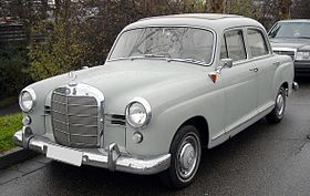 Image illustrative de l'article Mercedes-Benz W121