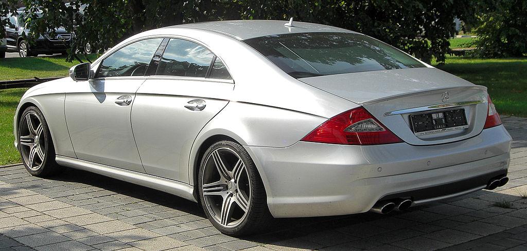 Mercedes Cls Models