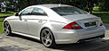 Mercedes CLS 63 AMG (C219) Facelift rear 20100814.jpg