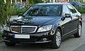 Mercedes C 200 Kompressor Elegance (W204) front 20100603.jpg