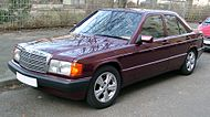 Mercedes W201 front 20080108.jpg