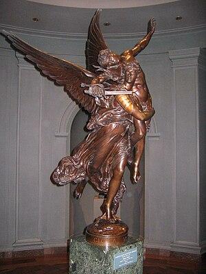 Gloria Victis (sculpture) - A casting in Washington, DC