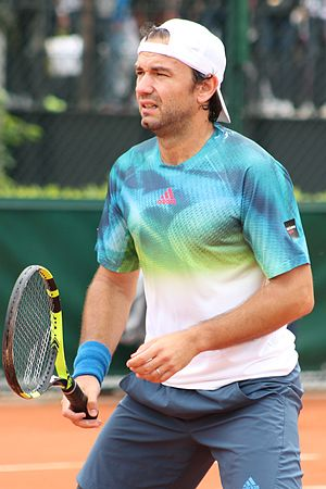 Florin Mergea - Mergea at the 2016 French Open
