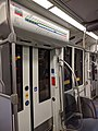 Metro Transit Green Line train interior 02.jpg