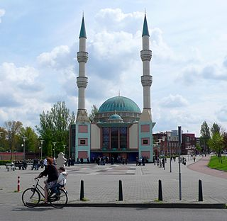 Islam in the Netherlands
