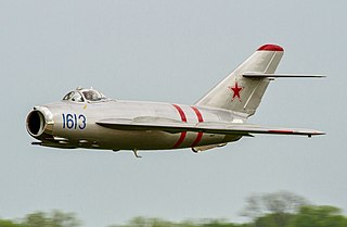 Mikoyan-Gurevich MiG-17 Fighter aircraft family