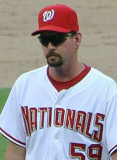 American baseball player