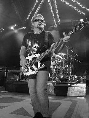 Anthony, Michael (1954-)