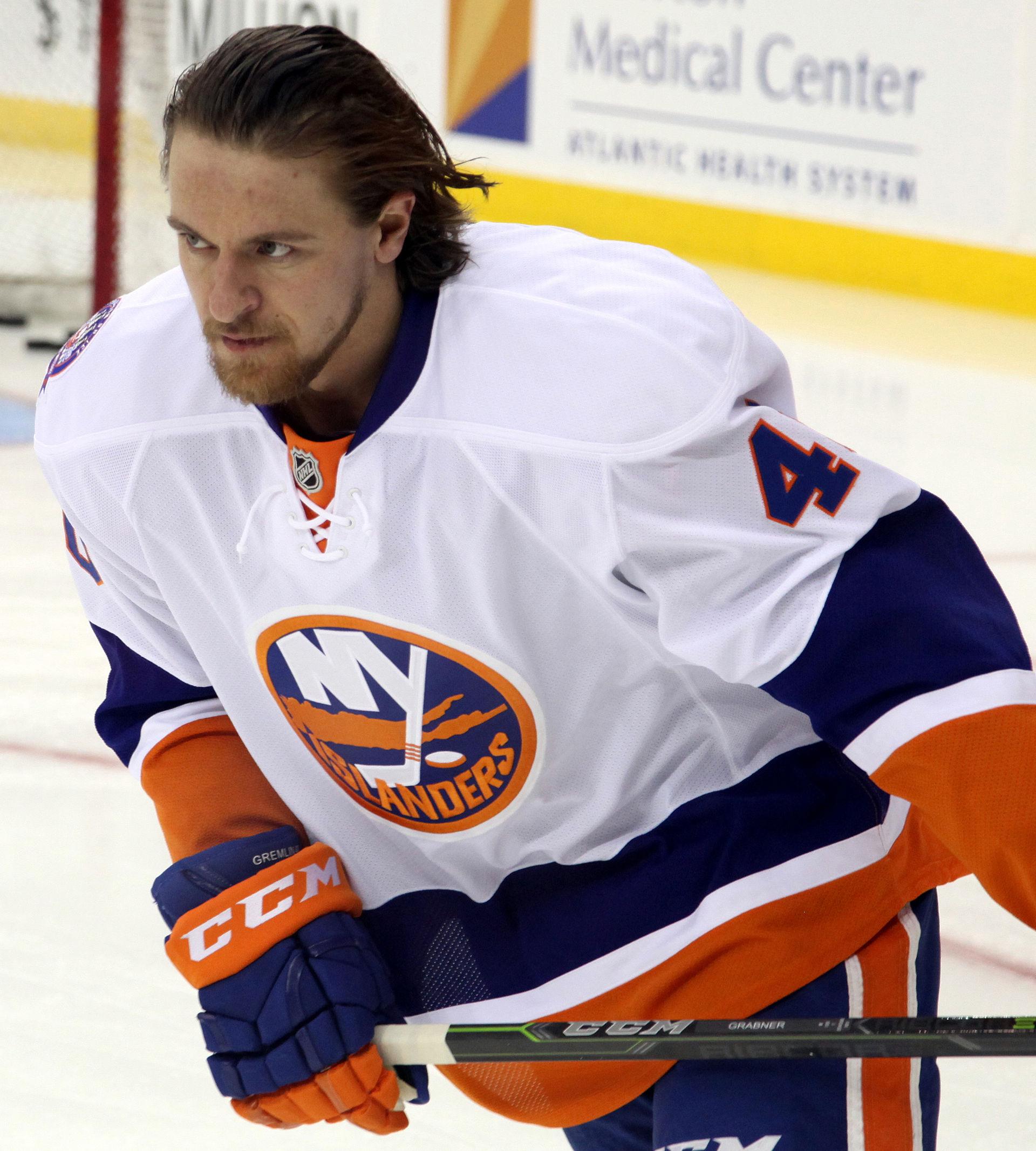 New York Islanders Hooded Sweatshirt