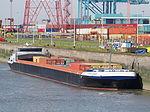 Michaelangelo (ship, 2008), ENI 02329759, Port of Antwerp.JPG