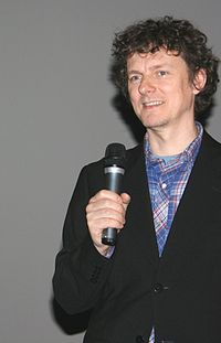 Michel Gondry i Paris, mars 2008.