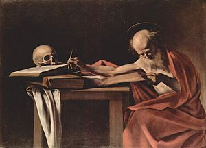 St. Jerome Writing (from Wikipedia