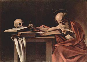 """""""San Jerónimo escribiendo"""""""