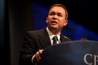 Mick Mulvaney - Mulvaney speaking at the 2012 Conservative Political Action Conference (CPAC) in Washington, D.C.