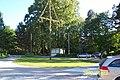 Midsommarstången utanför Skärgårdsmuseet i Värmdö, Stockholm - panoramio.jpg