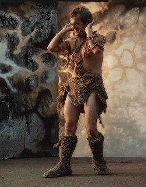 Riverside Shakespeare Company - A Midsummer Night's Dream, with Eric Hoffmann as Puck. Summer 1978