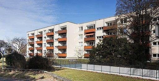 Mietshäuser Dahlienweg-Chrysanthemenweg, Köln-Seeberg - 7752