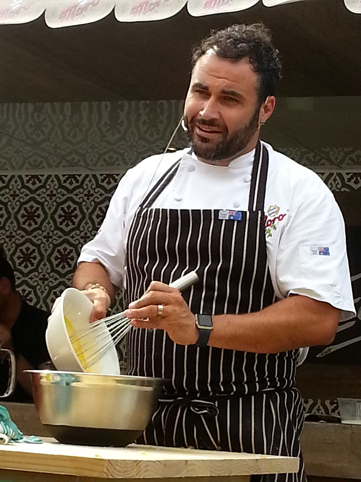 Miguel maestre wikipedia for The living room tv show australia