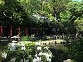 Mikka Ebisu Shrine in Kudokuike Pond of Sumiyoshi Shrine.JPG