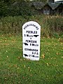 Milestone, Eddleston - geograph.org.uk - 1557635.jpg