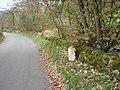 Milestone in Dentdale - geograph.org.uk - 275662.jpg