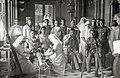 Militares heridos en la guerra de África en el Gran Casino de San Sebastián habilitado como hospital de la Cruz Roja (7 de 15) - Fondo Car-Kutxa Fototeka.jpg