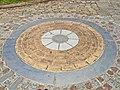 Millennium roundel, Hadleigh - geograph.org.uk - 185895.jpg